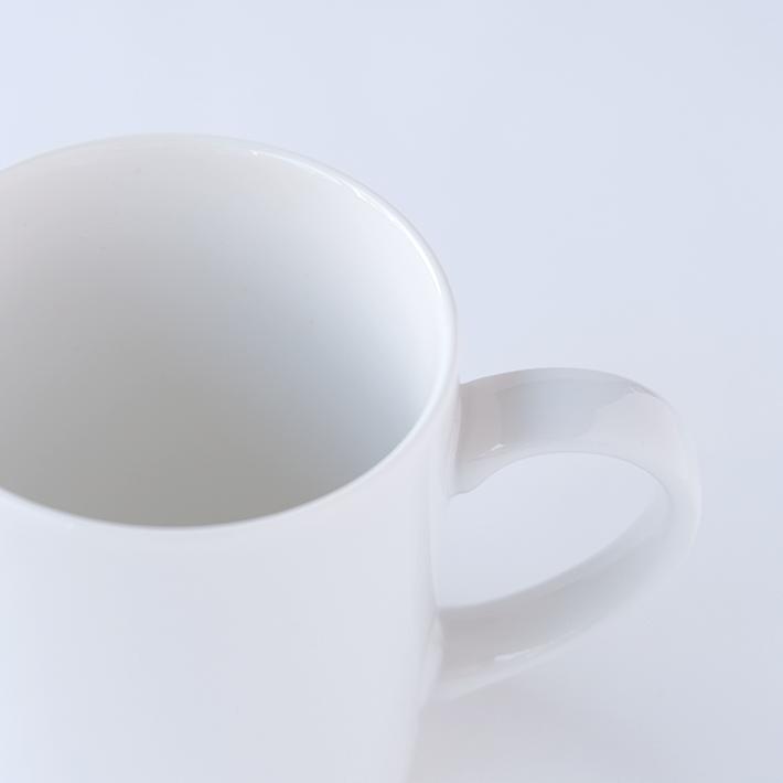 リサイクル陶土マグカップ(ストレート)