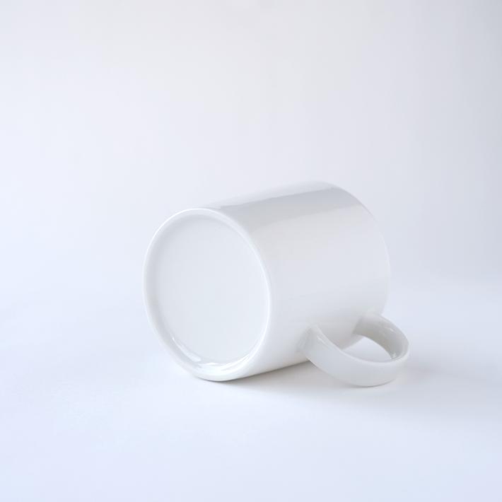 リサイクル陶土マグカップ(テーパー)