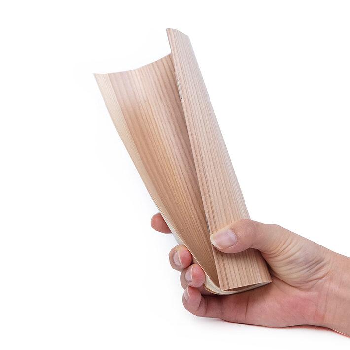 木製中とじノート(B6)