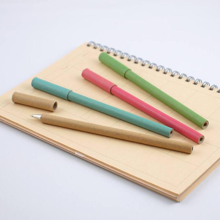紙ペン キャップタイプ(KAMIPEN)