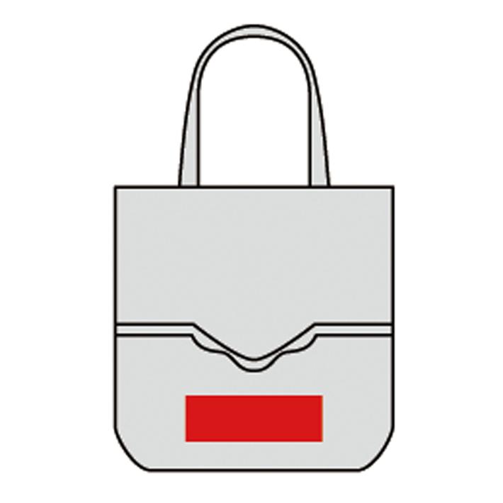 セルトナ・リサイクルコットン2WAYトートバッグ(マチ付)