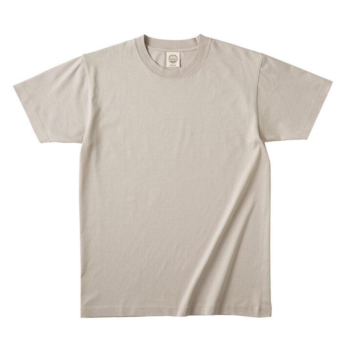オーガニックコットンTシャツ(Orgabits)