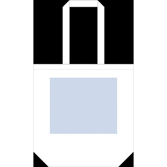 オーガニックコットンキャンバストート(M) ナチュラル